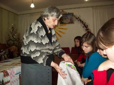 Герман Ірина Семенівна (м. Тернопіль)